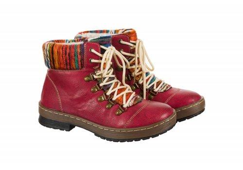 REDZ REDZ 18W169-1805 Burgundy A/Boot