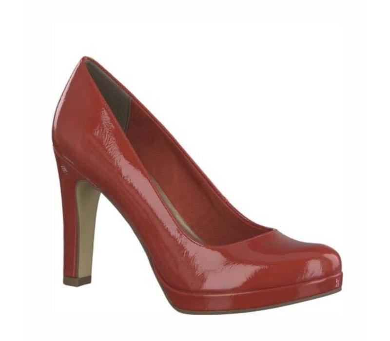 Tamaris 22426 Chili Patent Heels