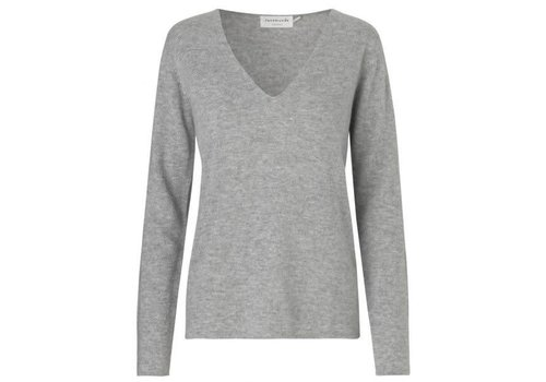 Rosemunde Rosemunde 1435-008 Sweater Light Grey