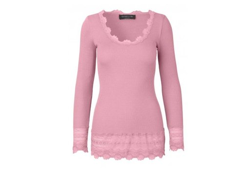 Rosemunde Rosemunde 5209-402 Long sleeve top Pink