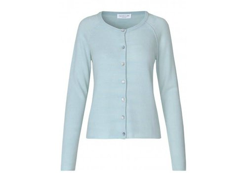 Rosemunde Rosemunde 1421-217 Cardigan Cloud Blue