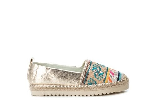 Refresh S/S Refresh 69777 Gold Multi Flats