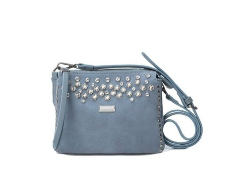 Carmela Carmela 86104 Blue Cross body Bag