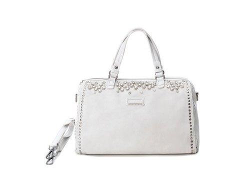 Carmela Carmela 86103 Ice Suede Bag