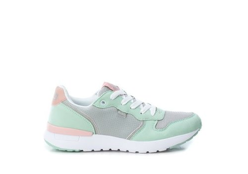 BASS3D BASS3D 41671 Grey/Aqua Sneakers