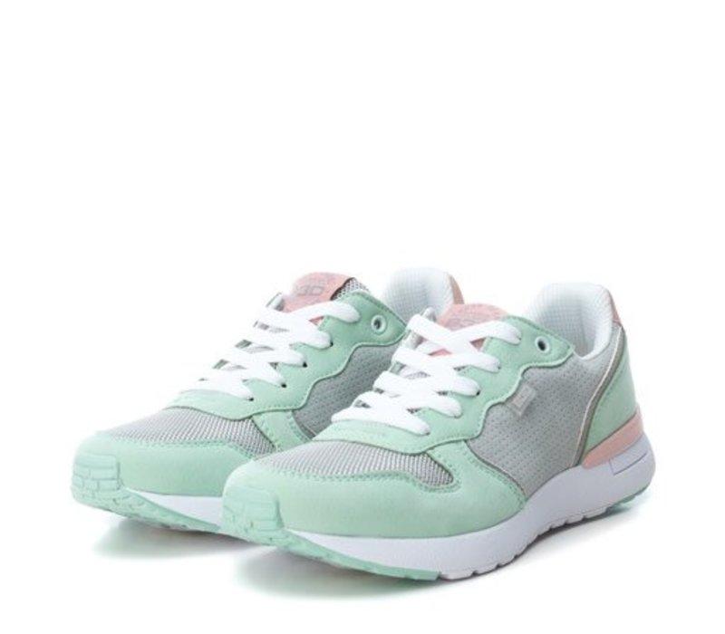 BASS3D 41671 Grey/Aqua Sneakers