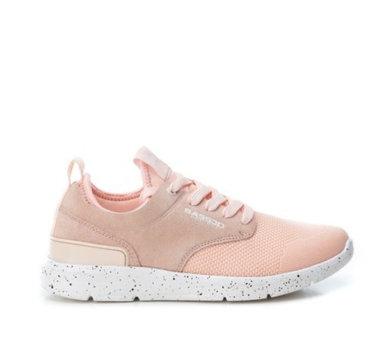 BASS3D 41656 Peach Sneakers
