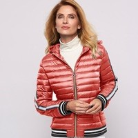 Junge 0119-2443-62 Peach Down Jacket