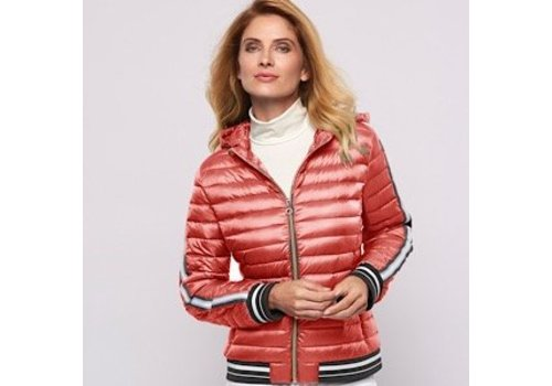 Junge Junge 0119-2443-62 Peach Down Jacket
