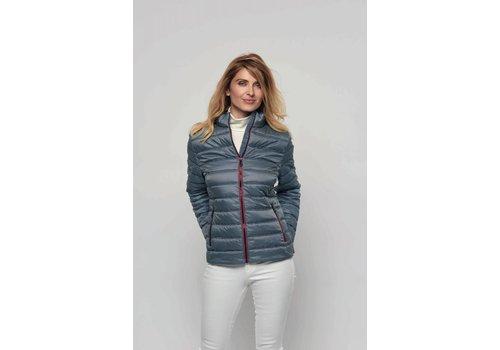 Junge Junge 0119-2454-67 50-Navy printed jacket