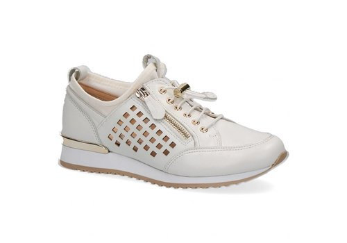 Caprice Caprice 23500 White Comb. Walking Shoe