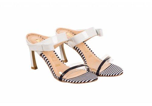 Glamour Glamour SELINA white Sliders