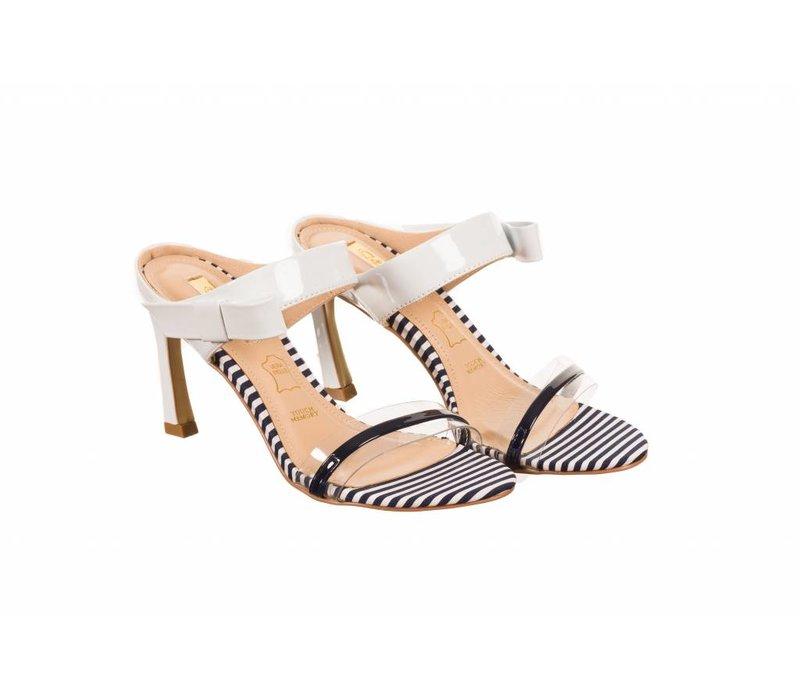 Glamour SELINA white Sliders