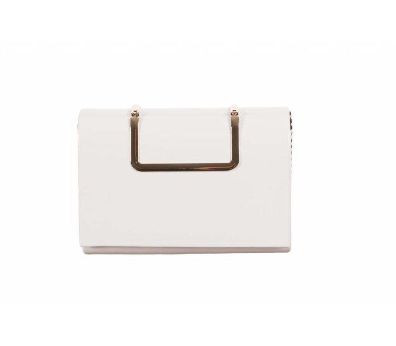 Glamour SELINA White Bag