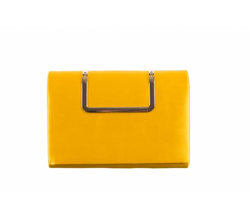 Glamour SELINA Yellow Bag