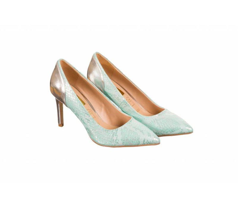 Glamour CYNTHIA Two-tone Shoes