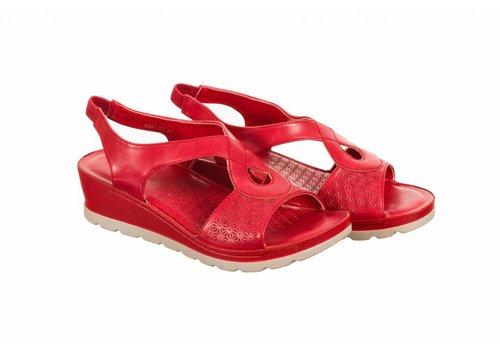 REDZ REDZ Nine2five 8987-X3 Red Sandals
