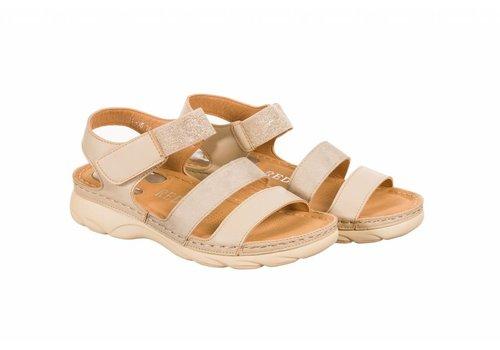 REDZ REDZ 9E6137-B5 Off-White Sandals