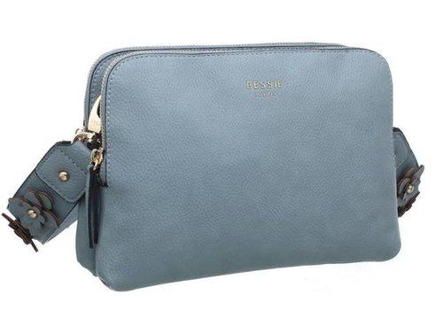 BESSIE London Bessie BL3701 Blue Bag