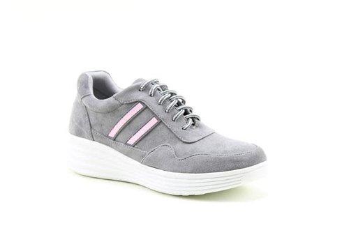 Heavenly Feet H.F. ALISE Grey Sneakers