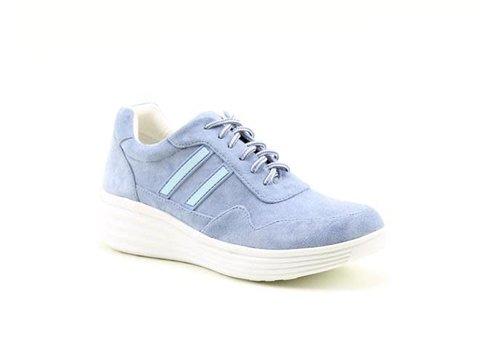 Heavenly Feet H.F. ALISE Blue Sneakers