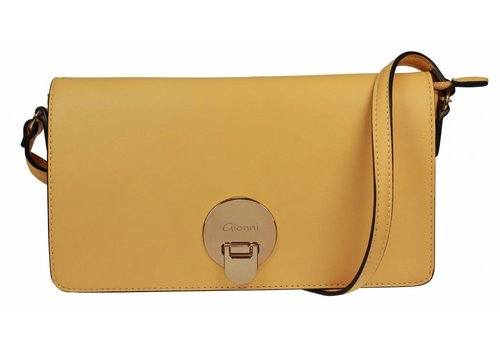 Liberty by Gionni Gionni 11G2110 Yellow Crossbody
