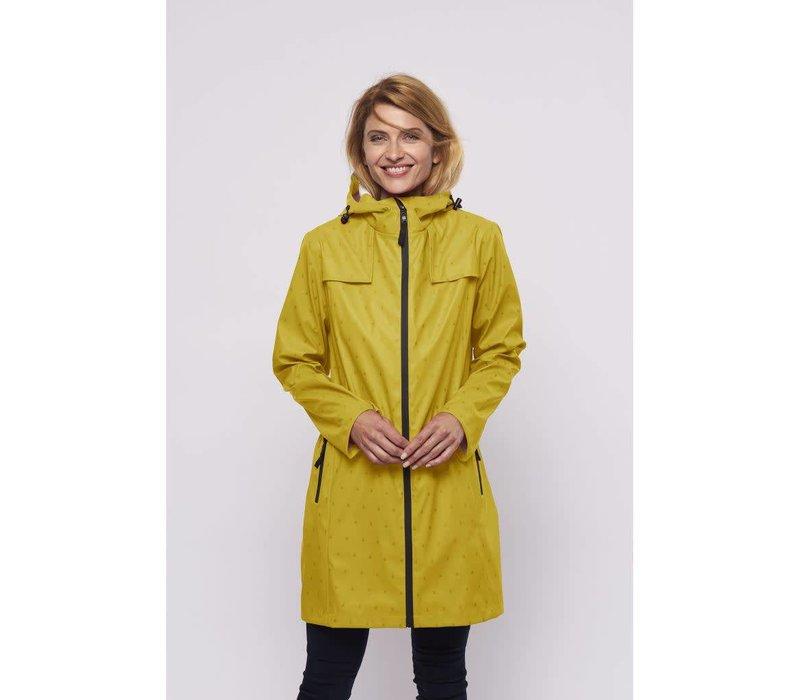 Junge 0119-2497-91 70 Yellow Raincoat