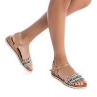 Refresh 69938 Tan multi sandal