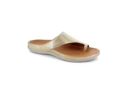 Strive Strive CAPRI Gold Metallic Sandals