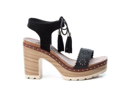 Refresh S/S Refresh 69724 Black Sandals