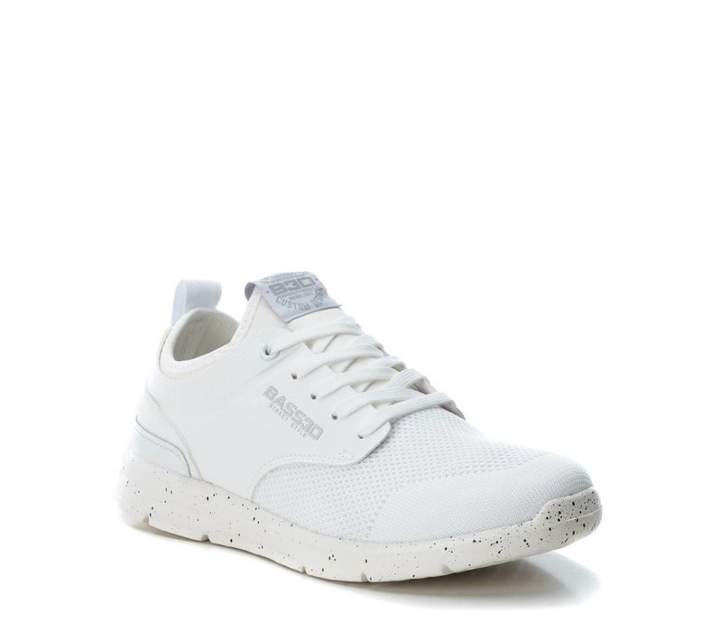 BASS3D 41656 White Sneakers