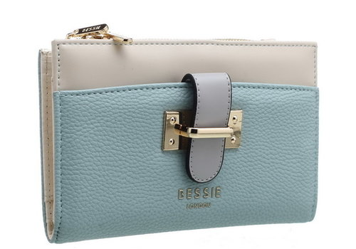 BESSIE London Bessie BP1220 Blue Purse