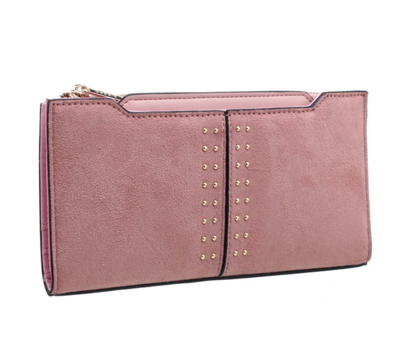 Bessie BP1208 Pink Purse