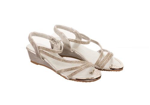 REDZ REDZ 485-64 Silver Sandals