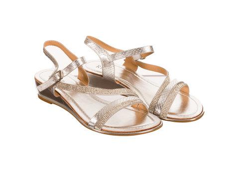 REDZ REDZ 9A105-2 Silver Sandals