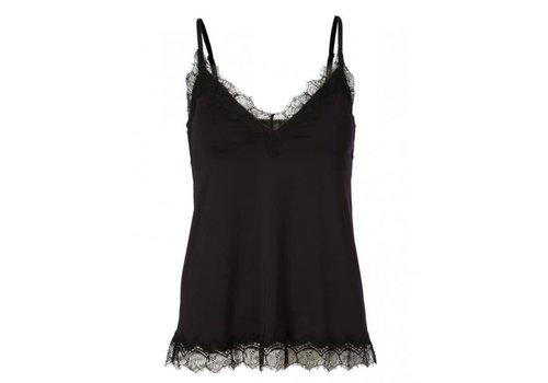 Rosemunde Rosemunde 4217 Black Camisole Top