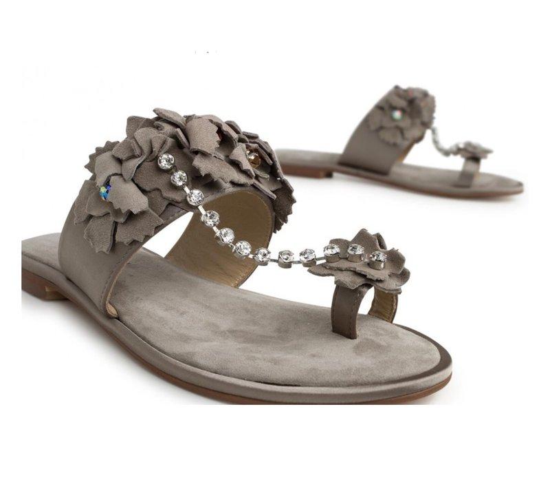 Alma en Pens V19992 Taupe Sandals