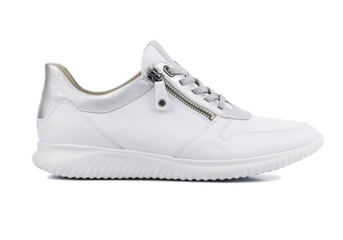 Hartjes Hartjes 110562 White Leather Sneakers