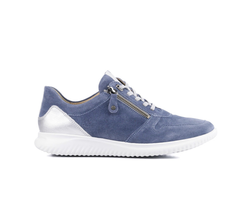 Hartjes 110462 Blue Leather Suede