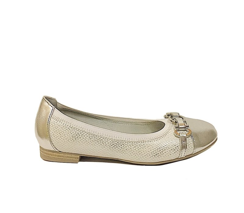 Sprox 469201 Silver Pumps
