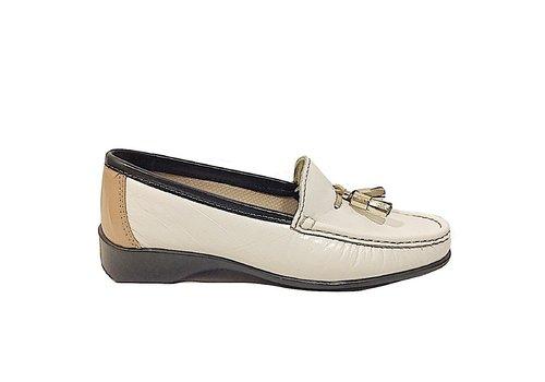 Teresa Torres Teresa Torres 5271 White Loafer