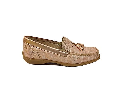Teresa Torres Teresa Torres 7019 Pink Loafers