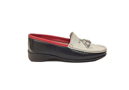 Teresa Torres Teresa Torres 5271 Navy multi Loafers