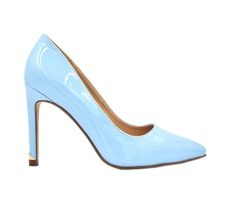 Milly & Co. CARLA Blue Patent