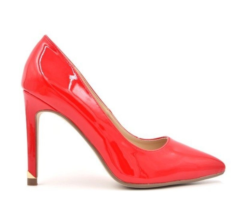 Milly & Co. CARLA Red Patent