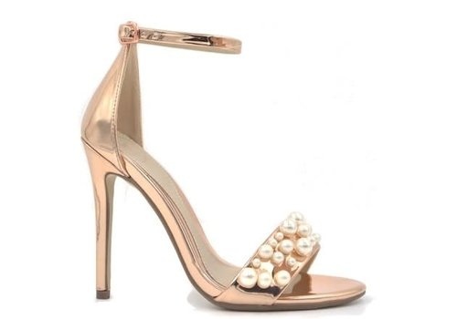 Milly & Co. Milly & Co. STACIE Rose Gold/Pearls