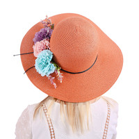 WH153  Wide brim Sun Hat