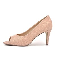 Milly & Co. PAIGE Rosegold Glitter