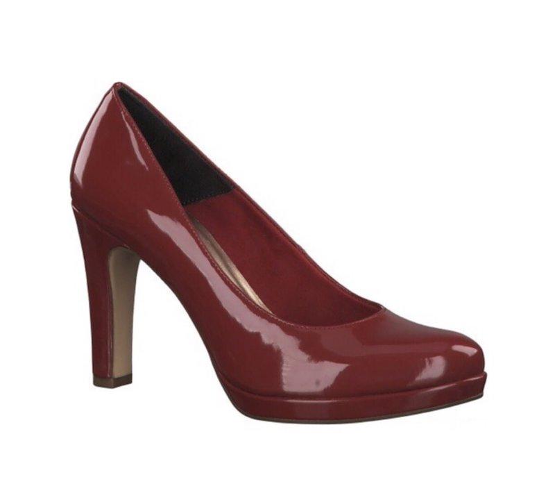Tamaris 22426 Scarlet Patent