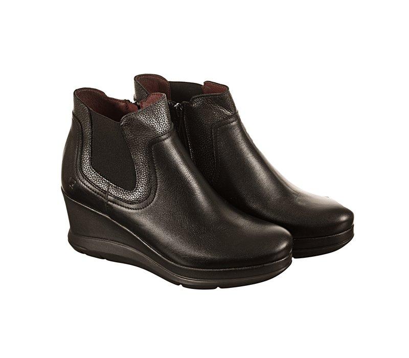 Jose Saenz 5152-L-DL Black A/Boot